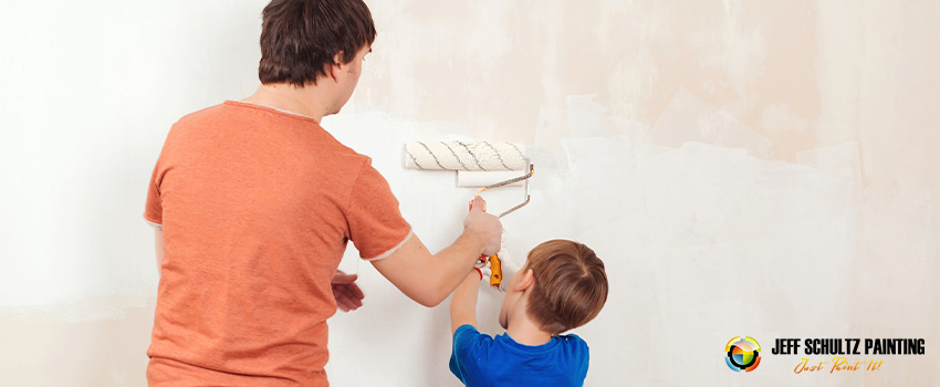 8 Tips for Decorative Wall Painting at Home