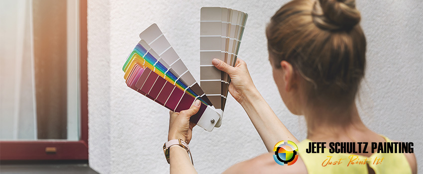 Different Types of House Paint and Where to Use Them