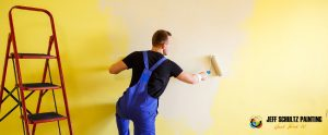 How To Use Paint To Make a Small Room Look Bigger